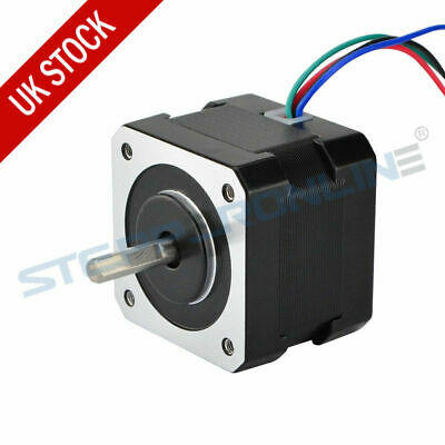 Nema 17 Stepper Motor 26Ncm(36.8oz.in) 0.4A 12V 1m Cable for 3D Pinter Extruder