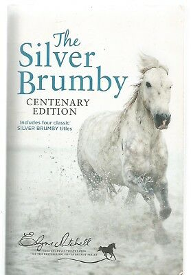 Silver Brumby Book