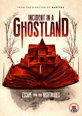 Incident In A Ghostland [DVD] - DVD  77VG The Cheap Fast Free Post