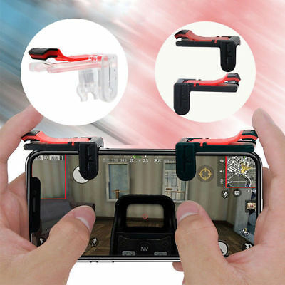 Gaming Trigger Cell Phone Game PUBG Controller Gamepad for Android IOS Phone