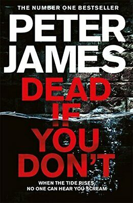 Dead If You Don't (Roy Grace) by James, Peter Book The Cheap Fast Free Post
