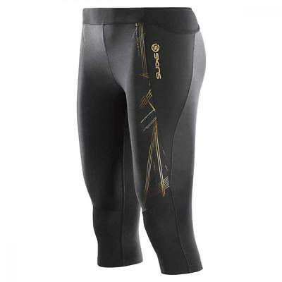 Skins Women's A400Compression 3/4 Capri Tights