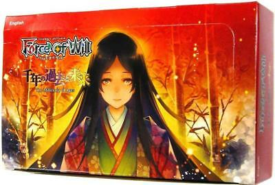 Force of Will Grimm Cluster The Millennia Ages Booster Box