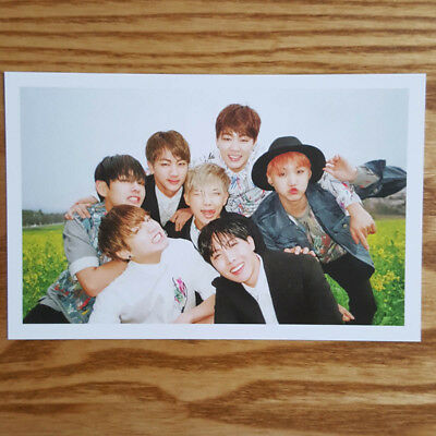 Group Cut Official Photocard BTS The Most Beautiful Moment in Life Part 1 Kpop
