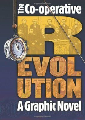 Co-operative Revolution: A graphic novel New Paperback Book Paul Fitzgerald (aka