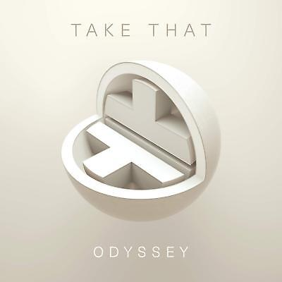 TAKE THAT ODYSSEY 2 CD (Released Friday November 23rd 2018)