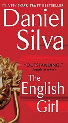 The English Girl by Silva, Daniel Book The Cheap Fast Free Post