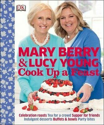 Cook Up a Feast by Young, Lucy Book The Cheap Fast Free Post