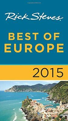 Rick Steves Best of Europe 2015 by Steves, Rick Book The Cheap Fast Free Post