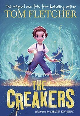 The Creakers by Fletcher, Tom Book The Cheap Fast Free Post