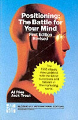 Positioning: The Battle for Your Mind by Trout, Jack Book The Cheap Fast Free