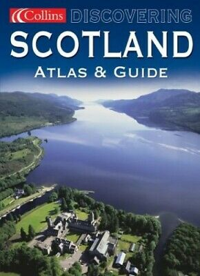 Discovering Scotland (Atlas & Guide) by Collectif Paperback Book The Cheap Fast