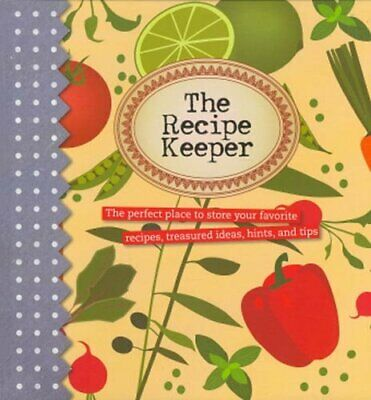My Recipe Keeper Book The Cheap Fast Free Post