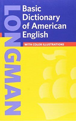 Longman Basic Dictionary of American English C... by Pearson Education Paperback