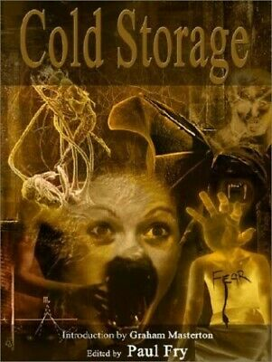 Cold Storage by Masterton, Graham Paperback Book The Cheap Fast Free Post