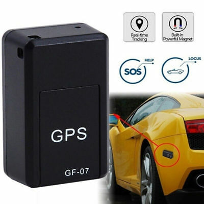 GF-07 Magnetic Mini GPS Real Time Auto Car Locator Tracker Tracking Device
