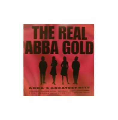 Abba - The Real Abba Gold - Abba's Greatest Hits [Red] - Abba CD 38VG The Cheap