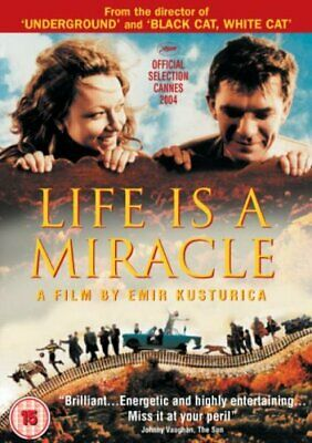Life Is A Miracle [DVD] - DVD  4QVG The Cheap Fast Free Post