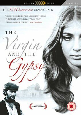 The Virgin And The Gypsy [DVD] [1975] - DVD  XIVG The Cheap Fast Free Post
