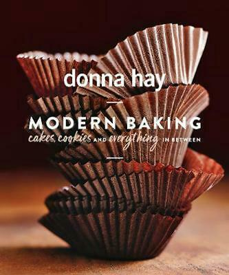 Modern Baking by Donna Hay Hardcover Book Free Shipping!