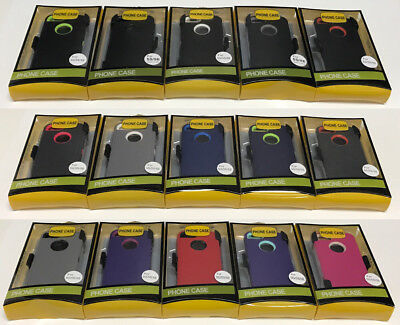For Apple iPhone 5 5S/ SE Case Cover w/(Belt Clip fits Otterbox Defender series)