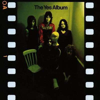NEU CD Yes - The Yes Album (Expanded & Remastered) (9 Tracks) #G56841635