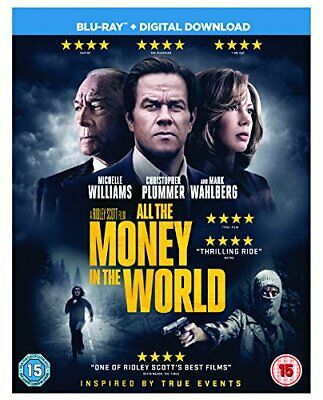 All The Money In The World [Blu-ray] [2017] -  CD 3WVG The Fast Free Shipping