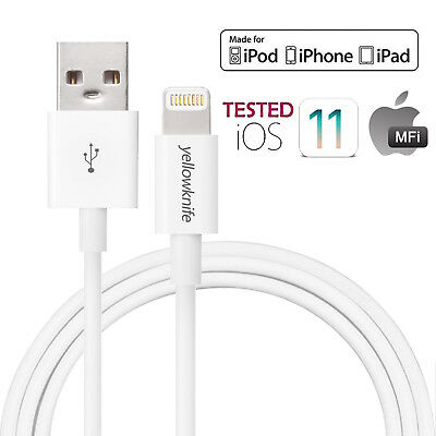 US LOT 3FT 6FT 10FT Genuine OEM Lightning USB Charger Cable For iPhone X XS XR