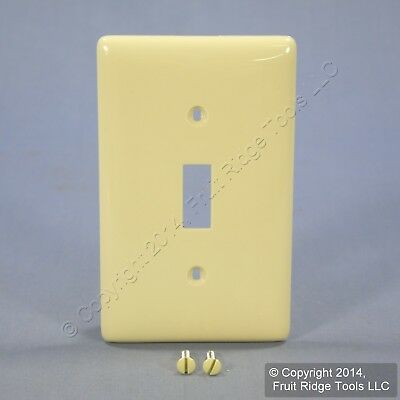 200 New Hubbell Unbreakable Wall Switch Plate Cover Gfci Single Gang