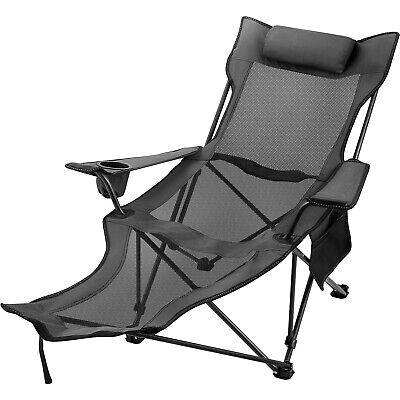 Wondrous Folding Camp Chair Camping Footrest Heavy Duty Outdoor Short Links Chair Design For Home Short Linksinfo