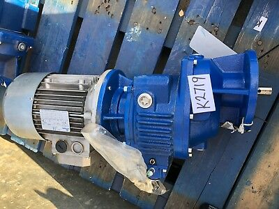 Motovario Motor / Gearbox See Photos For Spec Stock K2719