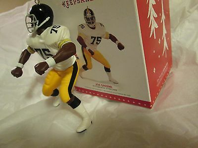 Joe Greene - Pittsburgh Steelers - Mean Joe Greene  - Hallmark Ornament 2015