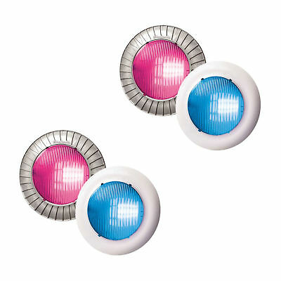 Hayward Universal ColorLogic Multi 10 Color LED Pool Light, 50 Ft Cord (2 Pack)