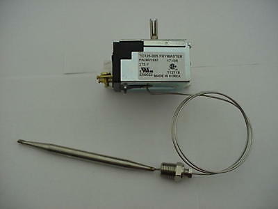 FRYMASTER 8071692 PECO Fryer Thermostat TC125-005 Ships the Same Day of  Purchase