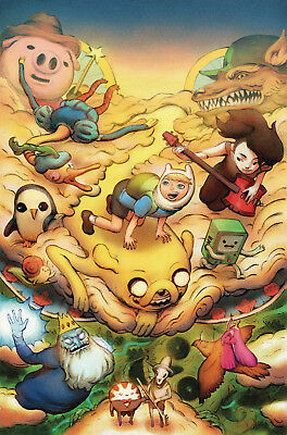 Adventure Time Season 11 #2 Preorder Benbassat - 11/7/18