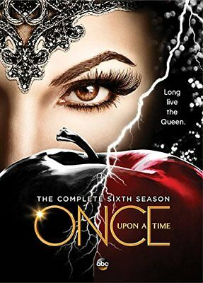 ONCE UPON A TIME SIXTH SEASON -  CD BVVG The Fast Free Shipping
