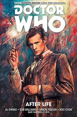 Doctor Who: the Eleventh Doctor: Vol. 1 New Paperback Book Al Ewing, Boo Cook, S
