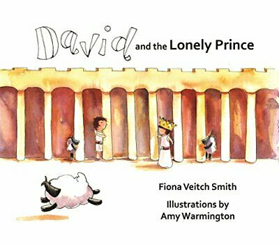 David and the Lonely Prince (Young David 4) by Smith, Fiona Veitch Book The Fast