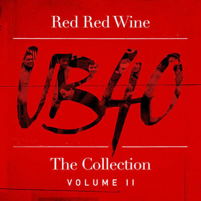 UB40 RED RED WINE THE COLLECTION VOLUME II (2) CD (New Release 2018) (BEST OF)