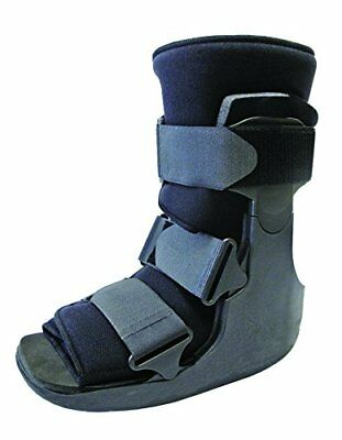 Short Fracture Walker Boot - Ideal For Stable Foot And Ankle Fracture, Achilles