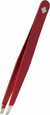 Classic Tweezers Swiss Cross 130 Red 7612947004886