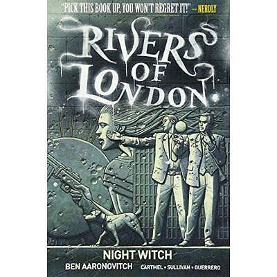 Rivers of London: Volume 2 - Night Witch - Paperback NEW Ben Aaronovitch 13 Dec.