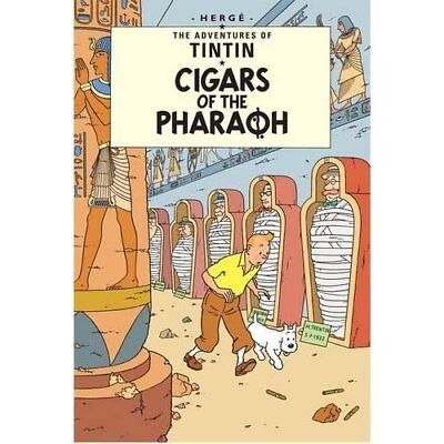 Cigars of the Pharoah (The Adventures of Tintin) - Hardcover NEW Herge 2012-09-2