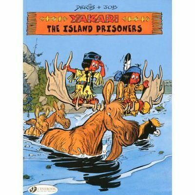 Yakari Vol.7: The Island Prisoners - Paperback NEW Job 2009-11-05