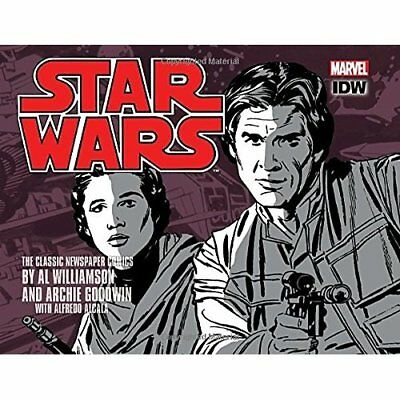 Star Wars: The Classic­Newspaper Comics Vol. 2 - Hardcover NEW Goodwin, Archie 1