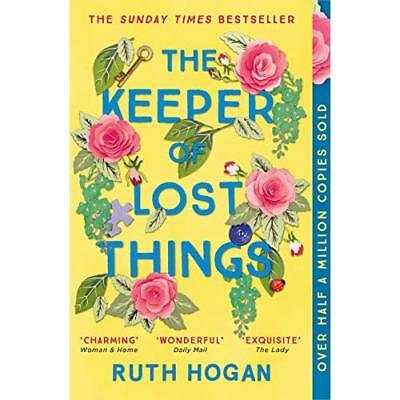 The Keeper of Lost Things  - Paperback NEW Hogan, Ruth 10/08/2017