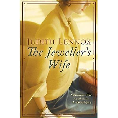 The Jeweller's Wife - Hardcover NEW Judith Lennox ( 2015-12-31