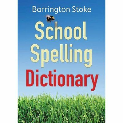 The School Spelling Dictionary - Paperback NEW Maxwell, Christ 2012-10-01