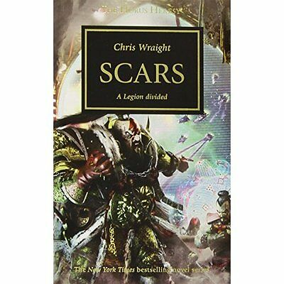 Scars (The Horus Heresy) - Paperback NEW Chris Wraight(A 2014-10-23