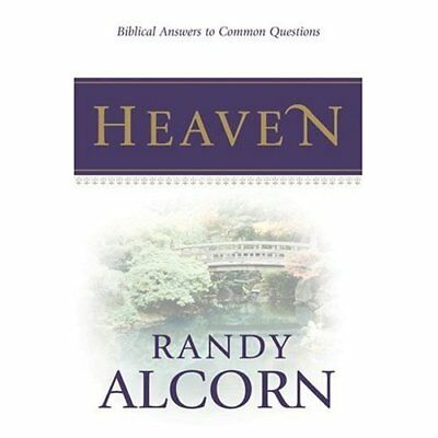 Heaven: Biblical Answers to Common Questions - Staple Bound NEW Alcorn, Randy 20